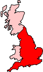 The Disunited Kingdoms of England